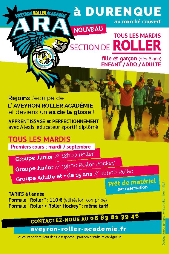 Aveyron Roller Acadadémie
