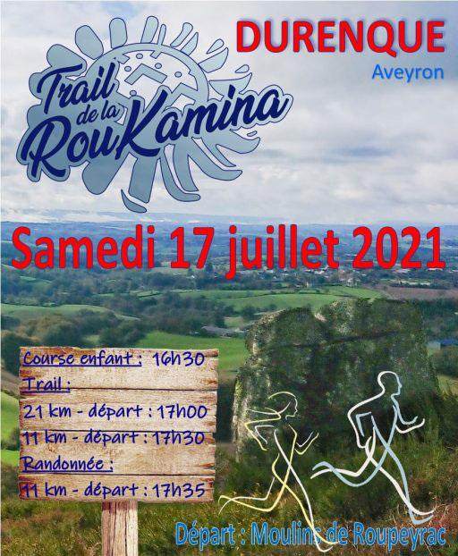 trail Durenque ROUKAMINA